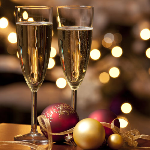 New Year's Eve hotel package, Chateau Impney, Droitwich