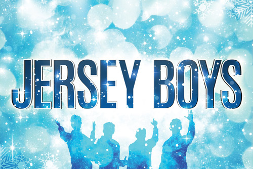 Jersey Boys Christmas tribute night, Chateau Impney, Droitwich