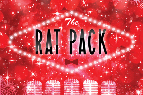 The Rat Pack Christmas tribute night, Chateau Impney, Droitwich