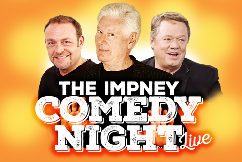 Roy Walker – Live Comedy at Chateau Impney, Droitwich