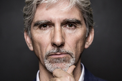 An Evening with Damon Hill, Chateau Impney, Droitwich