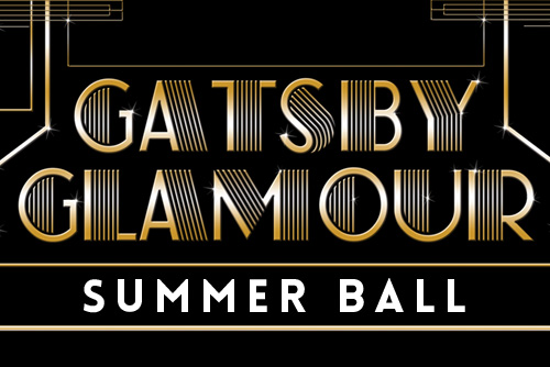 Gatsby Glamour Summer Ball, Chateau Impney, Droitwich