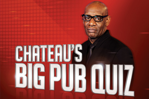 Pub Quiz with The Chase's Shaun Wallace: Chateau Impney, Droitwich