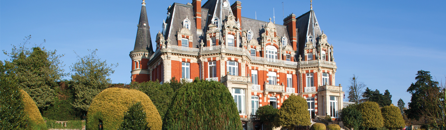 Chateau Impney Hotel and Exhibition Centre