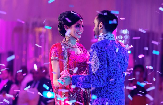 Speciality and South Asian weddings at Chateau Impney, Midlands