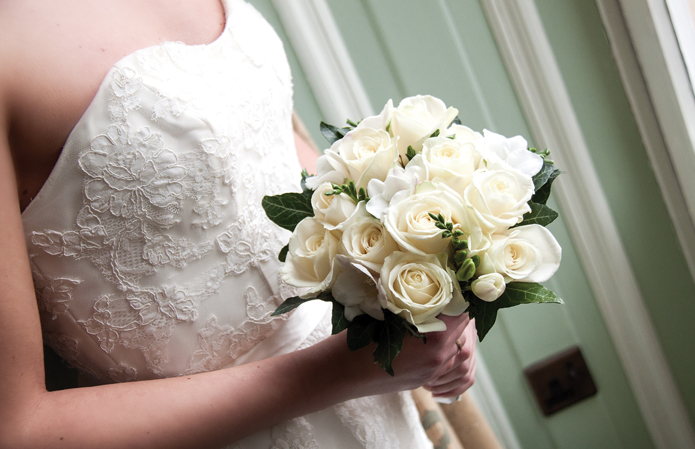 Luxury wedding packages at Chateau Impney, Worcestershire
