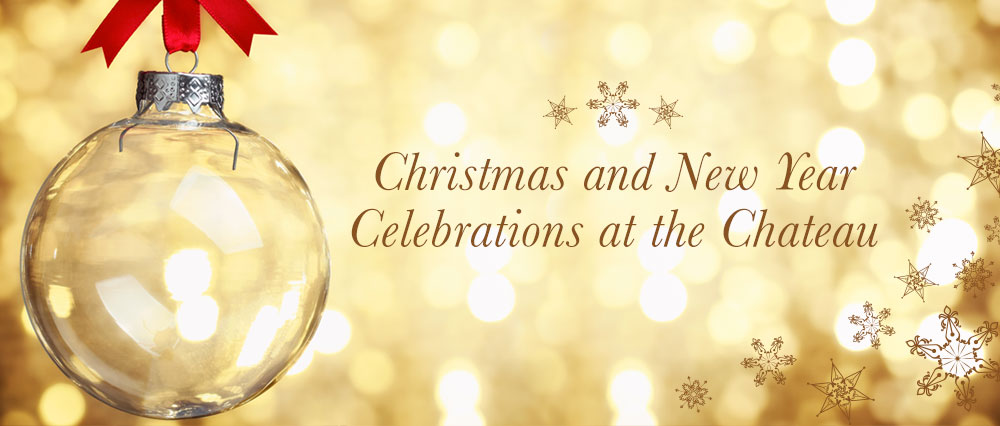 Christmas and New Year Celebrations, Chateau Impney